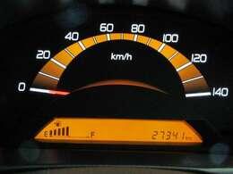 走行距離はおよそ27,000kmです。