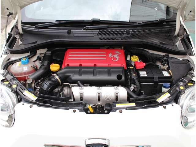 1400cc直列4気筒ターボエンジンは135ps(カタログ値)を発揮!