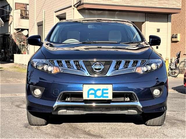 日産のシティー派SUVで人気のムラーノ☆4WD車は台数が少なく早い者勝ちです♪