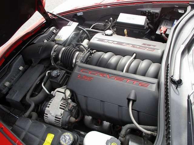 6リットルV8エンジン
