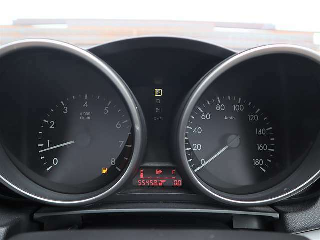 【メーター】現在の走行距離55457kmでございます。