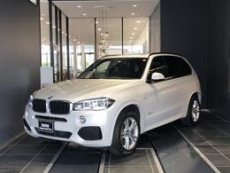 BMW X5 xドライブ 35d Mスポーツ 4WD サンル-フACCシ-トヒ-タ-LEDリアモニタ禁煙