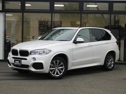 BMW X5 xドライブ 35d Mスポーツ 4WD LEDACCシートヒーターサンルーフ