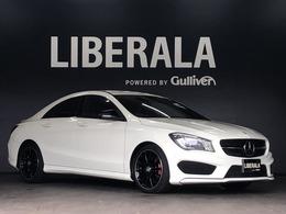 メルセデス・ベンツ CLAクラス CLA180 エディション ブラック 250台限定 ベーシックPKG ACC キーレスゴー