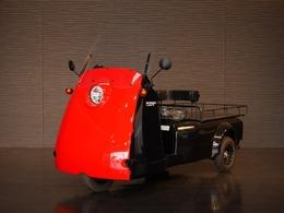 光岡自動車 Like-T3 2人乗 電気自動車 家庭100V充電 車庫証 車検ヘルメット不要