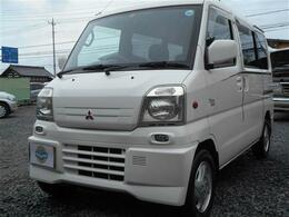 三菱 タウンボックス 660 RX ハイルーフ 4WD ターボ