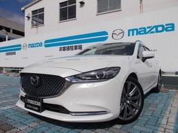 マツダ MAZDA6ワゴン 2.2 XD Lパッケージ ディーゼルターボ 4WD 安全装備付き
