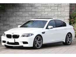 BMW M5 4.4 後期 サンルーフ 黒革 OP20AW KW車高調