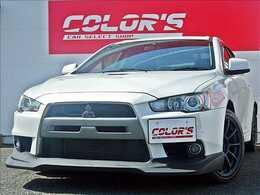 三菱 ランサーエボリューション 2.0 GSR X スタイリッシュエクステリア 4WD レイズ18AW