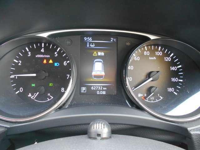 メーター周り センターディスプレイに車輌の多彩な情報が表示されます♪