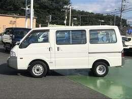 平成26年式 ボンゴバン 1.8ガソリン車 DX ワイドロー