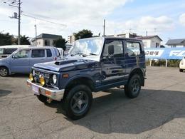 スズキ ジムニー 660 ランドベンチャー 4WD アルミホイール