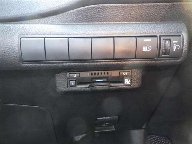 ビルトインタイプ2.0ETC車載器