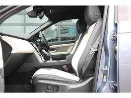 電動調整式シート(運転席・助手席)(メモリー機能付)シートヒーター(運転席・助手席)パーフォレイテッドグレインレザーシート