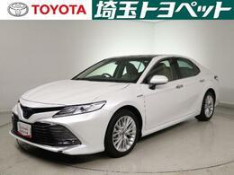 トヨタ カムリ 2.5 G レザーパッケージ ワンオーナー ドラレコ TSS