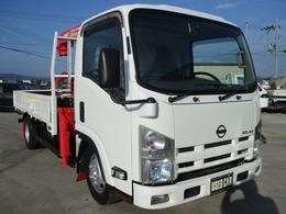 日産 アトラス 4段クレーン ラジコン付 積載2.8t
