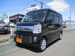 日産 NV100クリッパーリオ 660 E 4WD ターボ/テレビナビ/衝突軽減ブレーキ