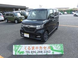 ホンダ N-BOX カスタム 660 G L ホンダセンシング