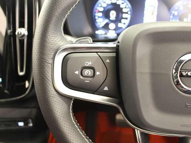 前方車両との車間距離を自動的に調整しながら加速、巡航、減速を交通の流れに合わせて自動で行い、長距離ドライブの疲労を軽減するアダプティブ・クルーズ・コントロール(ACC)!