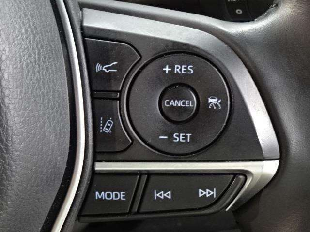 高速で便利なクルーズコントロールも装備されています。