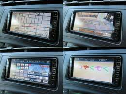 純正ナビが装備されております♪画面もクリアで運転中も確認しやすいです♪フルセグTVとDVDの視聴もお楽しみ頂けます♪安心のバックカメラも装備されています♪