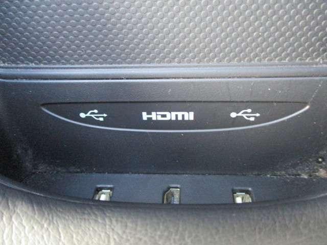 HMDI/USB端子