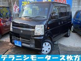 スズキ エブリイワゴン 660 JP HDDナビ TV キーレス スペアキー