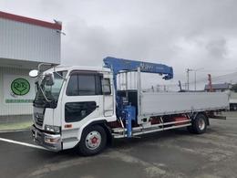 UDトラックス コンドル クレーン車 5段ラジコン 標準ロング 積載2.3t 荷台内寸L600W215
