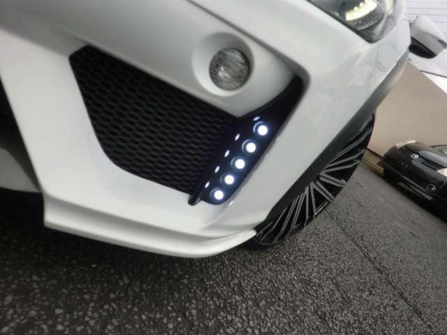 LEDスポットランプ☆