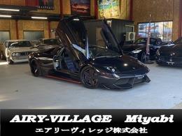 ランボルギーニ ムルシエラゴ eギア 4WD ユーザー買取/LB PERFORMANCE/PowerCraft