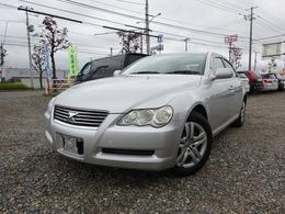 トヨタ マークX 2.5 250G Four 4WD 事故無 保証付 46000Km 寒冷地仕様
