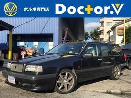 ボルボ 850エステート 特別限定車R 電動SR 社外ナビ ETC ターボ 保証付