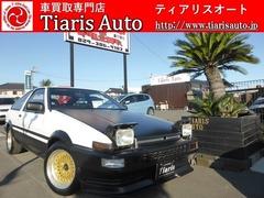 トヨタ スプリンタートレノハッチバック の中古車 1.6 GTV 茨城県水戸市 297.0万円