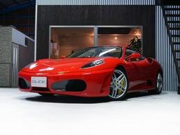 フェラーリ F430 F1 ディーラー車 カーボンブレーキ