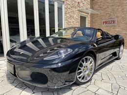 フェラーリ F430スパイダー F1 ディーラー車 クラッチ残91