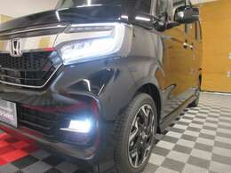LEDヘッドライト!!LEDフォグランプ!!LEDドアミラーウィンカー!!