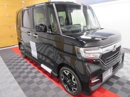ホンダ N-BOX カスタム 660 G L ターボ ホンダセンシング 届出済未使用車 センシング ターボ