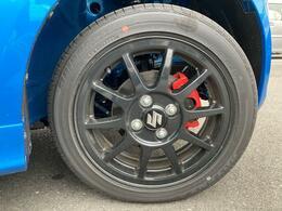 [タイヤ]タイヤの溝もばっちり残っています☆山は、9分残っています!もちろん、点検・整備も行っていますので、安心してお乗りいただけます。タイヤ交換の時期は、是非ご相談ください!