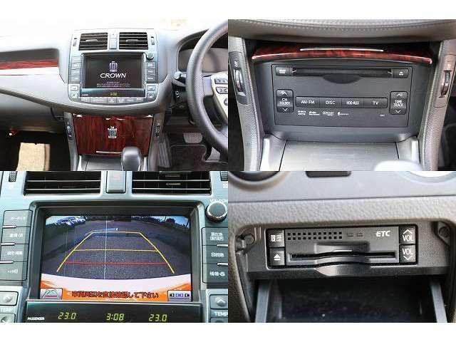純正HDDナビ 地デジフルセグTV TVキャンセラー DVD再生 音楽録音 Bluetooth バックカメラ ビルトインETC