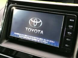 【純正SDナビ】CD、DVD、フルセグTVなど視聴可能!ドライブもとても楽しくなりますね☆