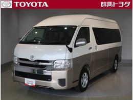 トヨタ ハイエース 2.7 グランドキャビン ETC キーレス
