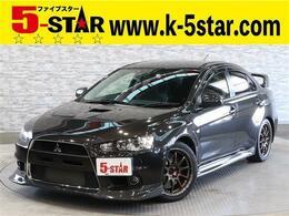 三菱 ランサーエボリューション 2.0 GSR X プレミアム 4WD 黒革エンドレスキャリパー車高調エアロ