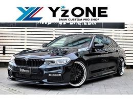 BMW 5シリーズ 523d Mスポーツ ディーゼルターボ 3DDesign Carbon ver.