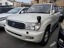 トヨタ ランドクルーザー100 4.7 VX 4WD 純正オーディオ CD 二駆四駆切り替