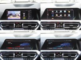 デビューpkg・ヴァーネスカレザー・ブルーステッチ・BMWライブコックピット・HUD・BSM・19アロイホイール・ACC・LKA・NewiDriveナビ・Bカメラ・LEDライト・Pアシスト・記録簿