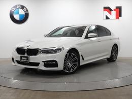 BMW 5シリーズ 530e iパフォーマンス Mスポーツ 19AW ACC パドル Rカメラ FRセンサー LED