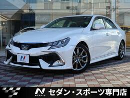 トヨタ マークX 2.5 250RDS モデリスタフルエアロ 純正SDナビ クルコン
