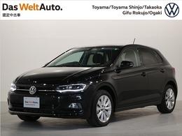 フォルクスワーゲン ポロ TSI ハイライン ワンオーナー/純正ナビ/ACC