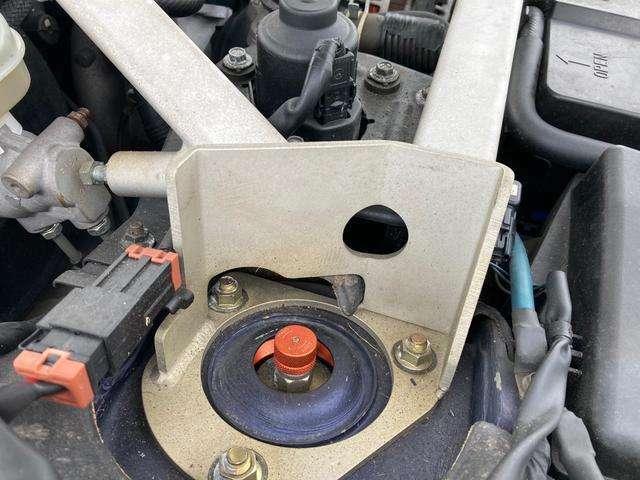 6速マニュアル・FRPボンネット・車高調・18AW マツダスピードフルエアロ・マツダスピード前後タワーバー・社外マフラー