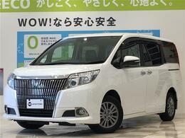 トヨタ エスクァイア 2.0 Gi 衝突軽減 9型ナビ 後席モニタ 両側電動 ETC